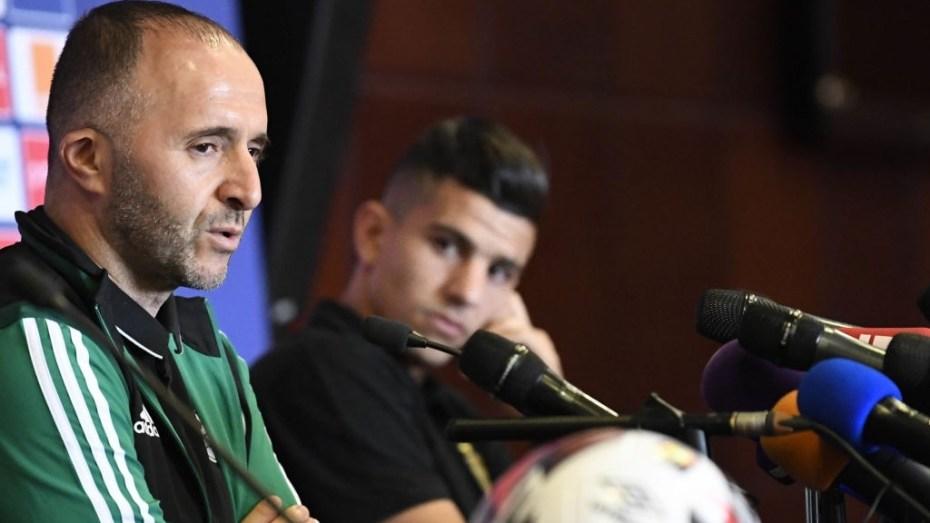 """عطال يرفع نسبة الضغط على مدربه جمال بلماضي قبل بداية تصفيات """"مونديال"""" 2022"""