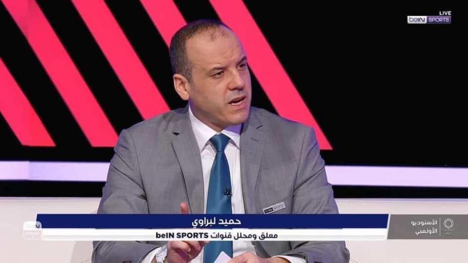 إشادة مصرية كبيرة بمعلق جزائري واسمه يتصدر مواقع التواصل الاجتماعي