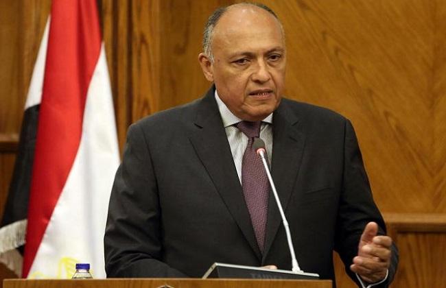 وزير الخارجية المصري يُهاتف لعمامرة وبوريطة