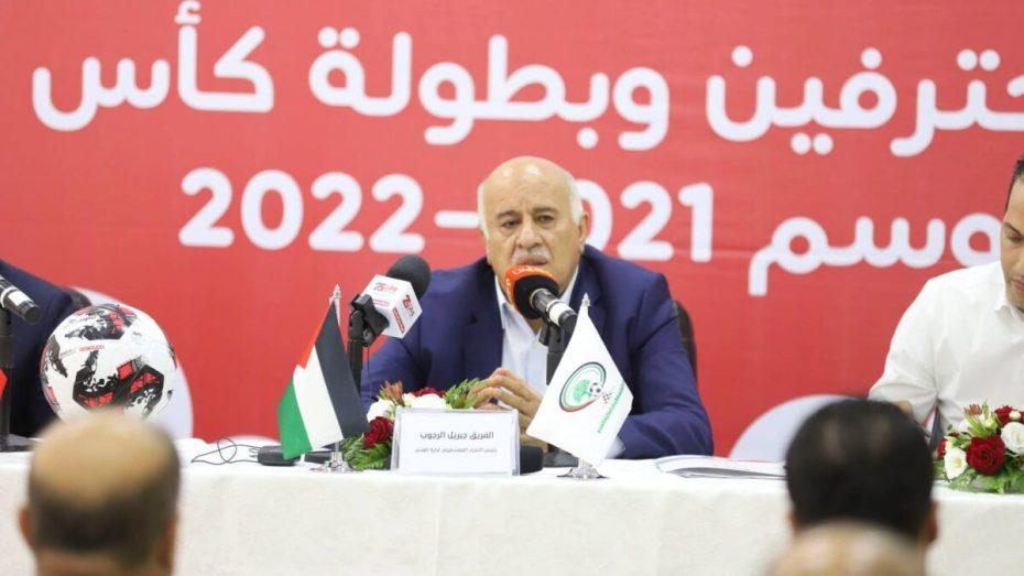 الاتحاد الفلسطيني لكرة القدم يتضامن مع الشعب الجزائري بعد كارثة الحرائق