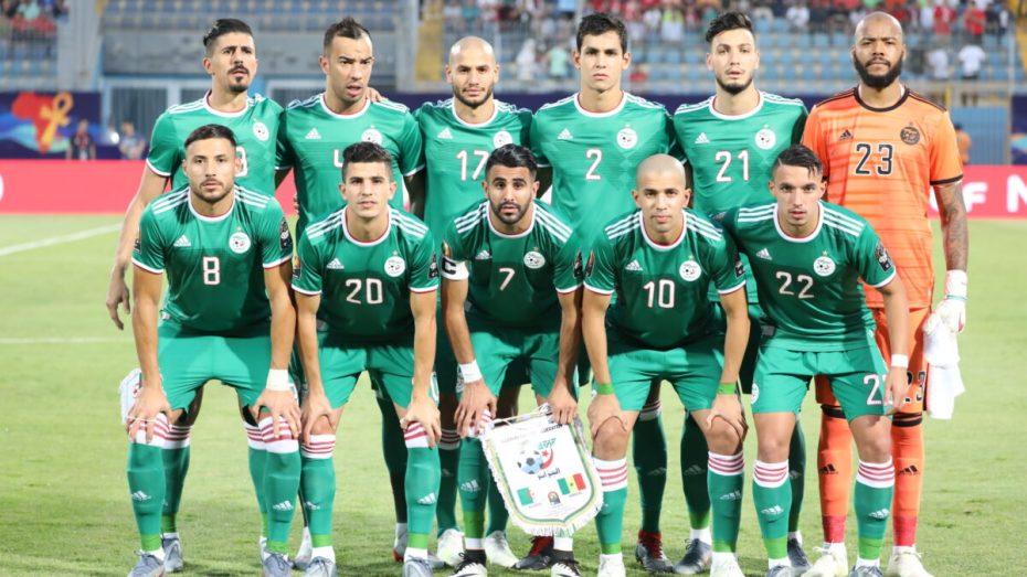 الجزائر تقسو على منتخب جيبوتي بثمانية أهداف مقابل صفر