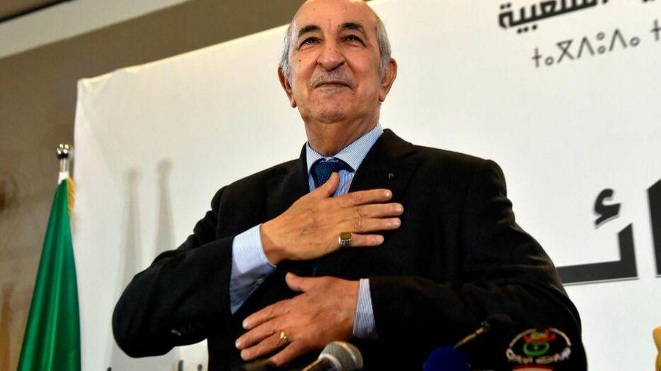 تبون يستقبل وزراء خارجية دول جوار ليبيا المشاركين في القمة التي احتضنتها الجزائر