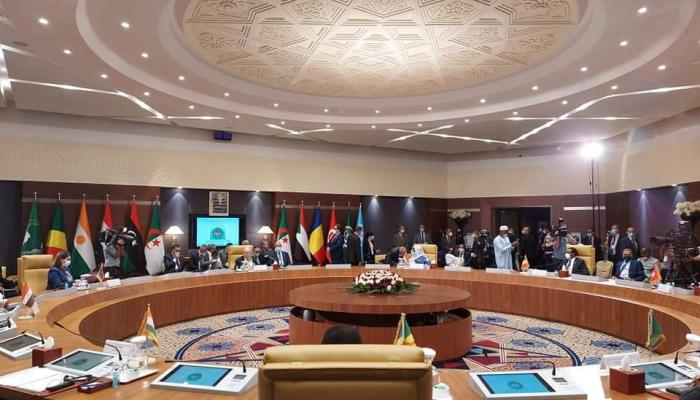 وزراء دول الجوار لليبيا يرفضون جميع أشكال التدخلات الأجنبية