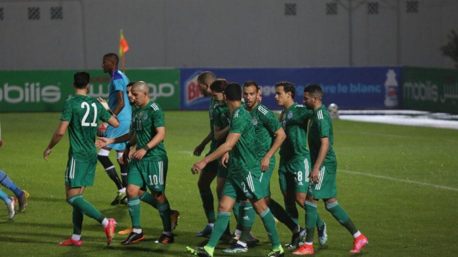 قبيل أيام على المباراة.. الكشف عن حقيقة ما حضّر للخضر في المغرب