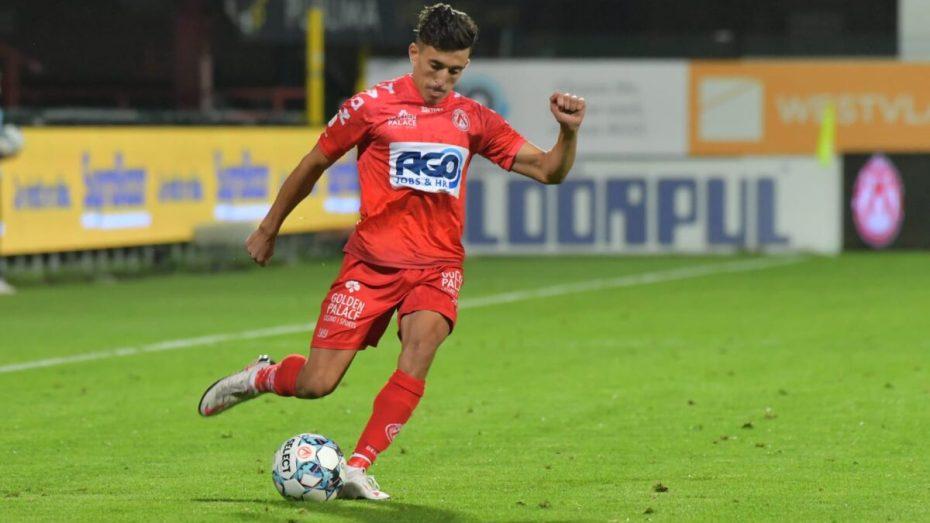 عبد القهار قادري يتألق بشكل كبير في خرجته الأولى مع ناديه الجديد في القارة الأوروبية