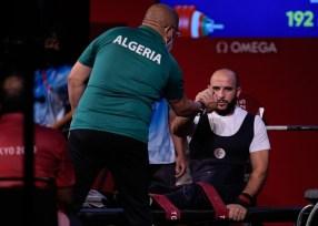 ثالث ميدالية للجزائر في الألعاب البرالمبية