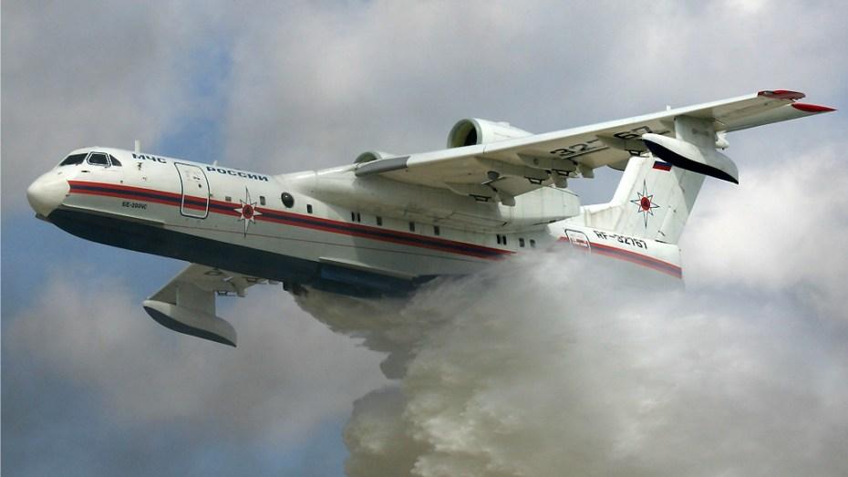 الجزائر تقتني 4 طائرات لإخماد الحرائق روسية الصنع