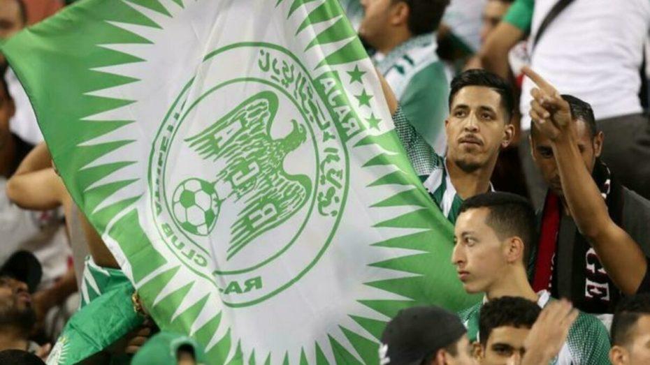 نادي الرجاء البيضاوي المغربي يلتحق بركب الأندية المتضامنة مع الجزائر