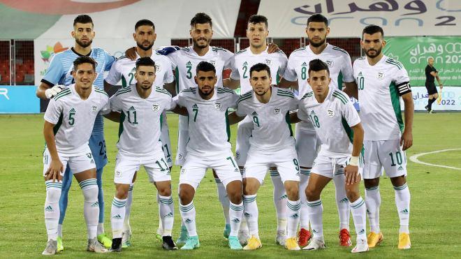 المنتخب الجزائري المحلي يخوض مبارتين وديتين استعدادا لمنافسة كأس العرب