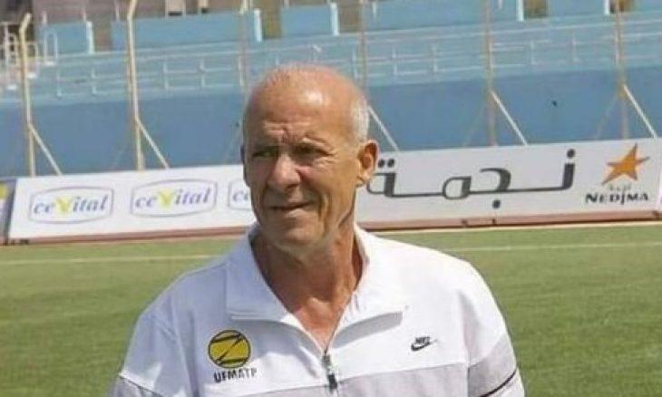وفاة اللاعب السابق المنتخب الوطني