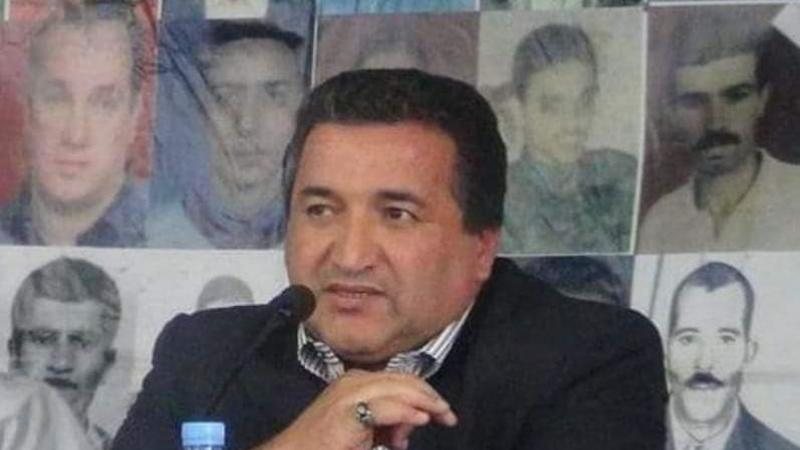 توقيف الصحافي حسن بوراس