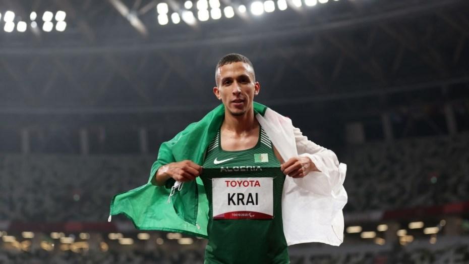 كرعي يُهدي الجزائر ميدالية برالمبية جديدة