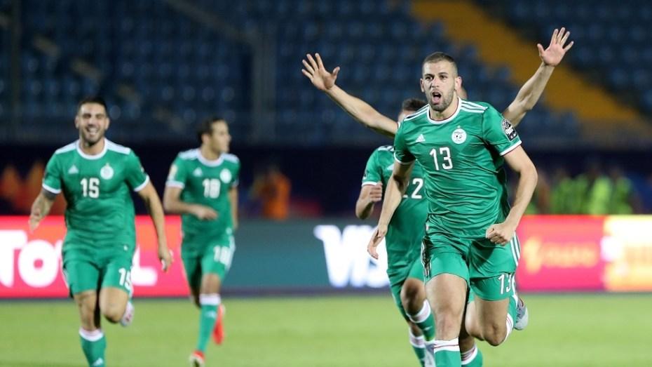 معلق مباراة الجزائر وبوركينافاسو والقنوات الناقلة
