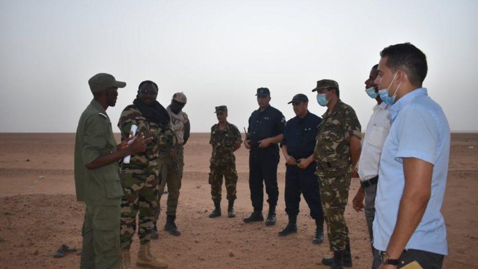 صور.. مبادرة إنسانية من الجزائر إلى النيجر
