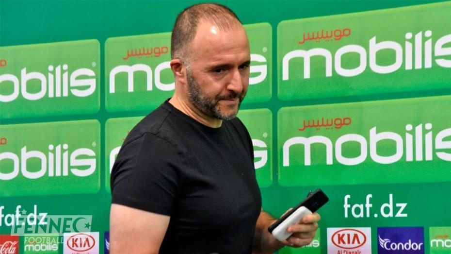 بالفيديو.. بلماضي يرد على تصريحات مدير ملعب البليدة