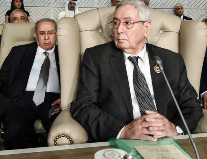 لعمامرة معزيا في وفاة بن صالح.. تشرفت بالاستفادة من ملاحظاته وتحاليله في مساري الدبلوماسي