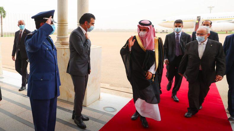 الكشف عن حيثيات الزيارة التي أجراها وزير الخارجية السعودي إلى الجزائر