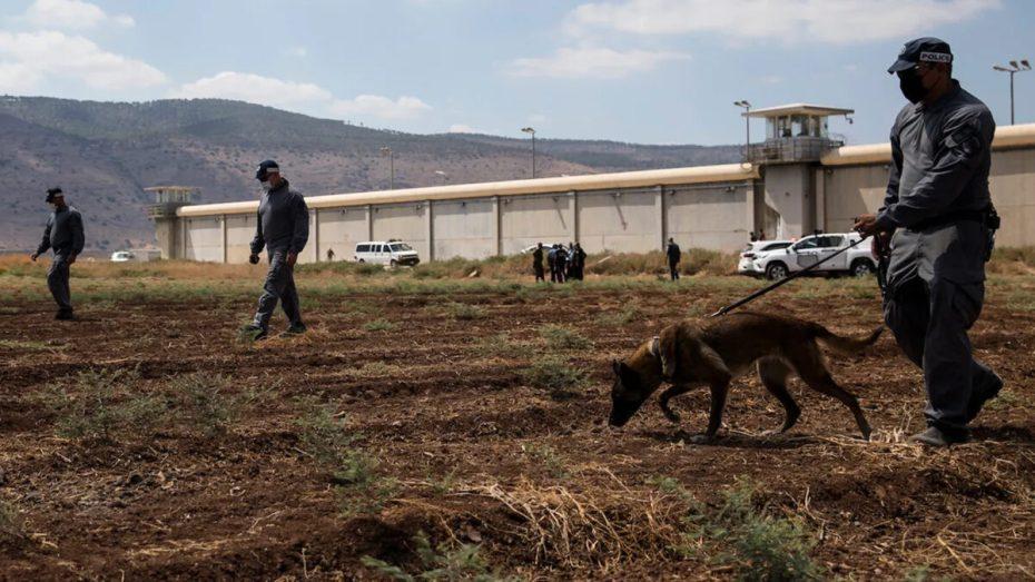 كشف تفاصيل جديدة حول هروب الأسرى الفلسطينيين