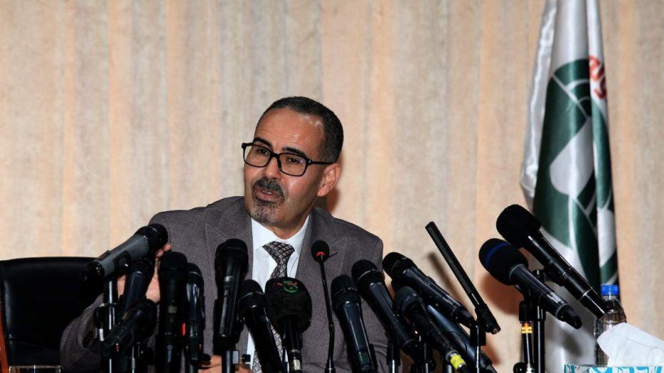 عبد الرزاق سبقاق وزير الشباب والرياضة - أوراس