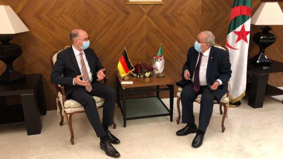 ألمانيا تشيد بدور الجزائر في استقرار الأوضاع بشمال إفريقيا