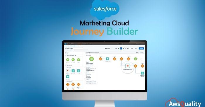 Salesforce Marketing Cloud Journey Builder