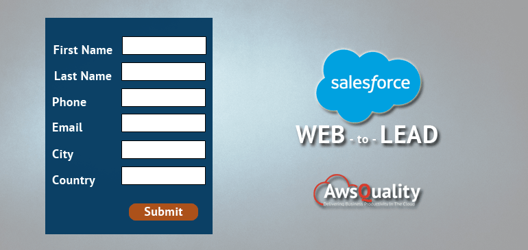 Master The Skills Of Salesforce Web-to-Lead And Be Successful