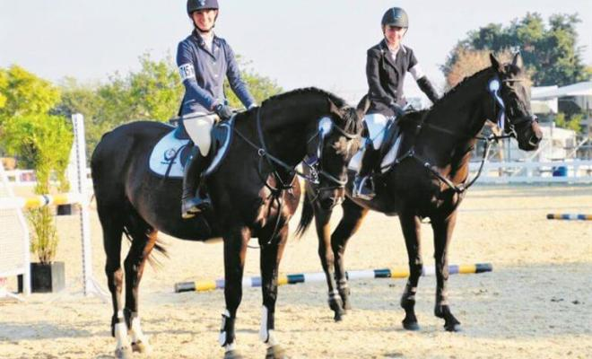 Hillcrest Primary Equestrian Ranked As One Of The Top