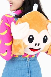 DIY Plush Pillow Backpack