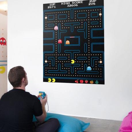 Pac-Man ~ Maze RE-Stik