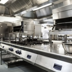 Commercial Kitchen Ventilation Carts With Wheels