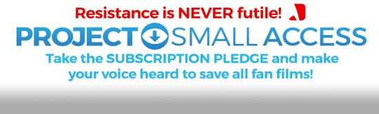 Small Access banner