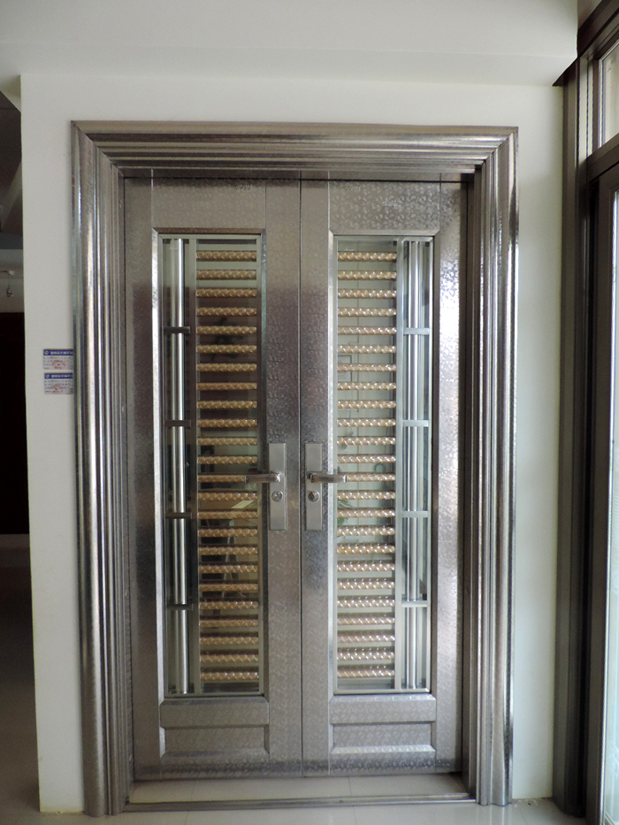 Stainless Steel Door A Amp X Building Material