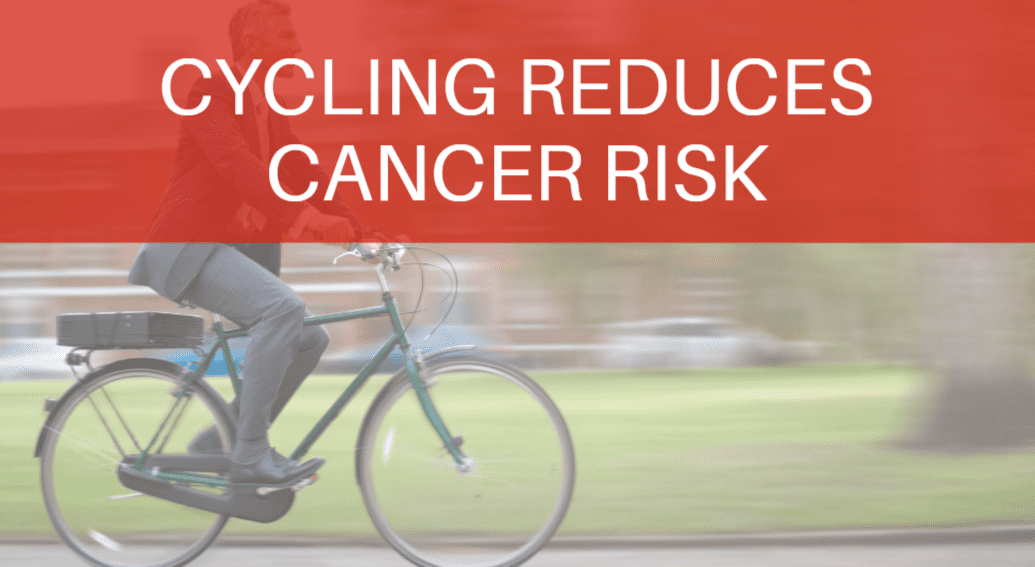 Biking Helps To Reduce Risk Of Cancer