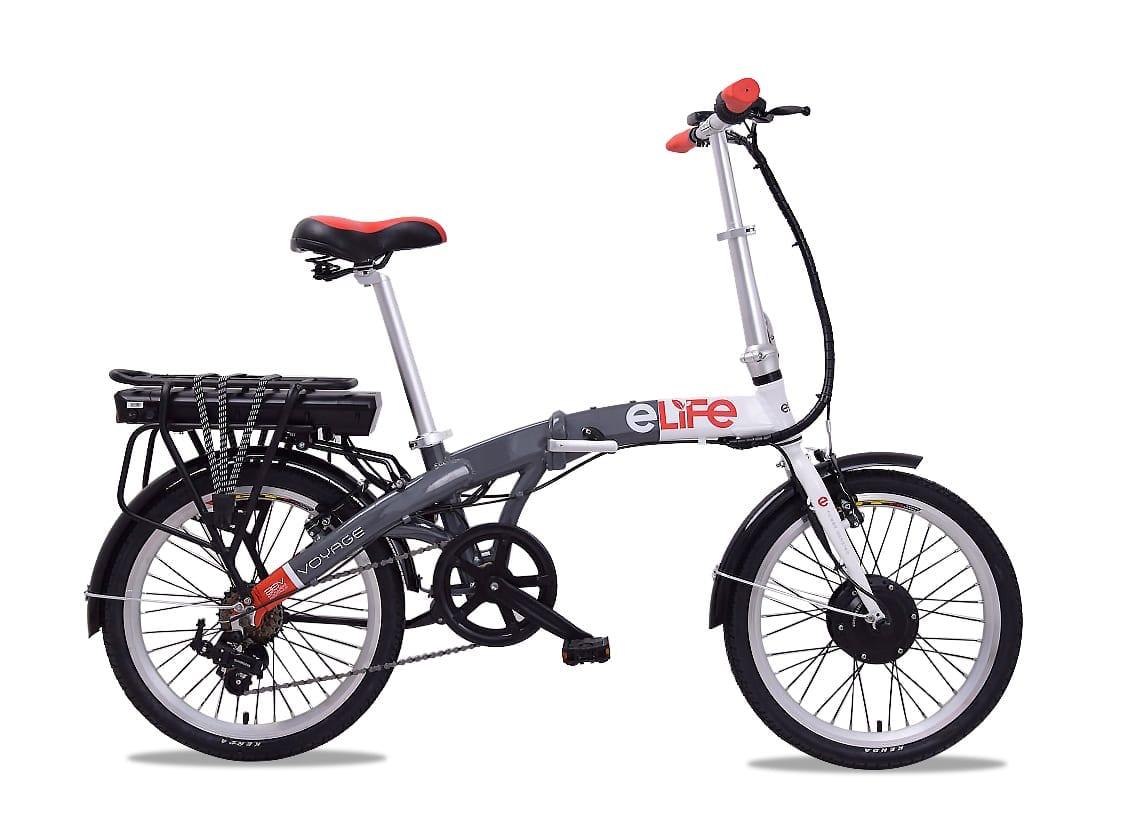 Electric Bike Offers Amp Free Brake Tests