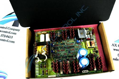 Example of a GE Mark V Speedtronic Turbine Control printed circuit board