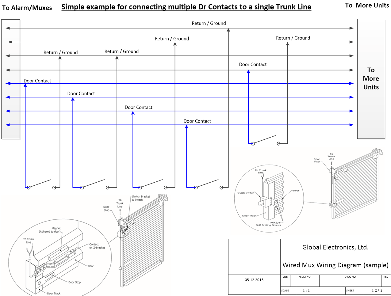 hight resolution of wired diagram