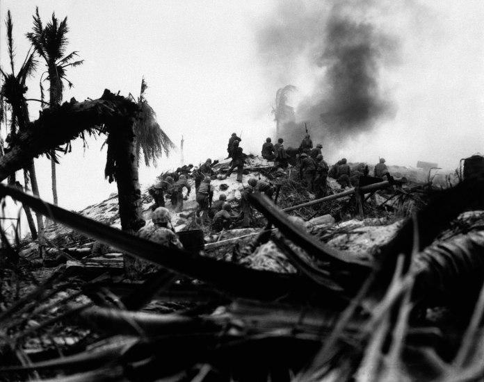 La bataille de Tarawa - L'enfer dans le Pacifique