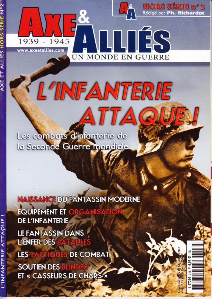 Axe & Alliés - 1939 - 1945 - Hors série 02