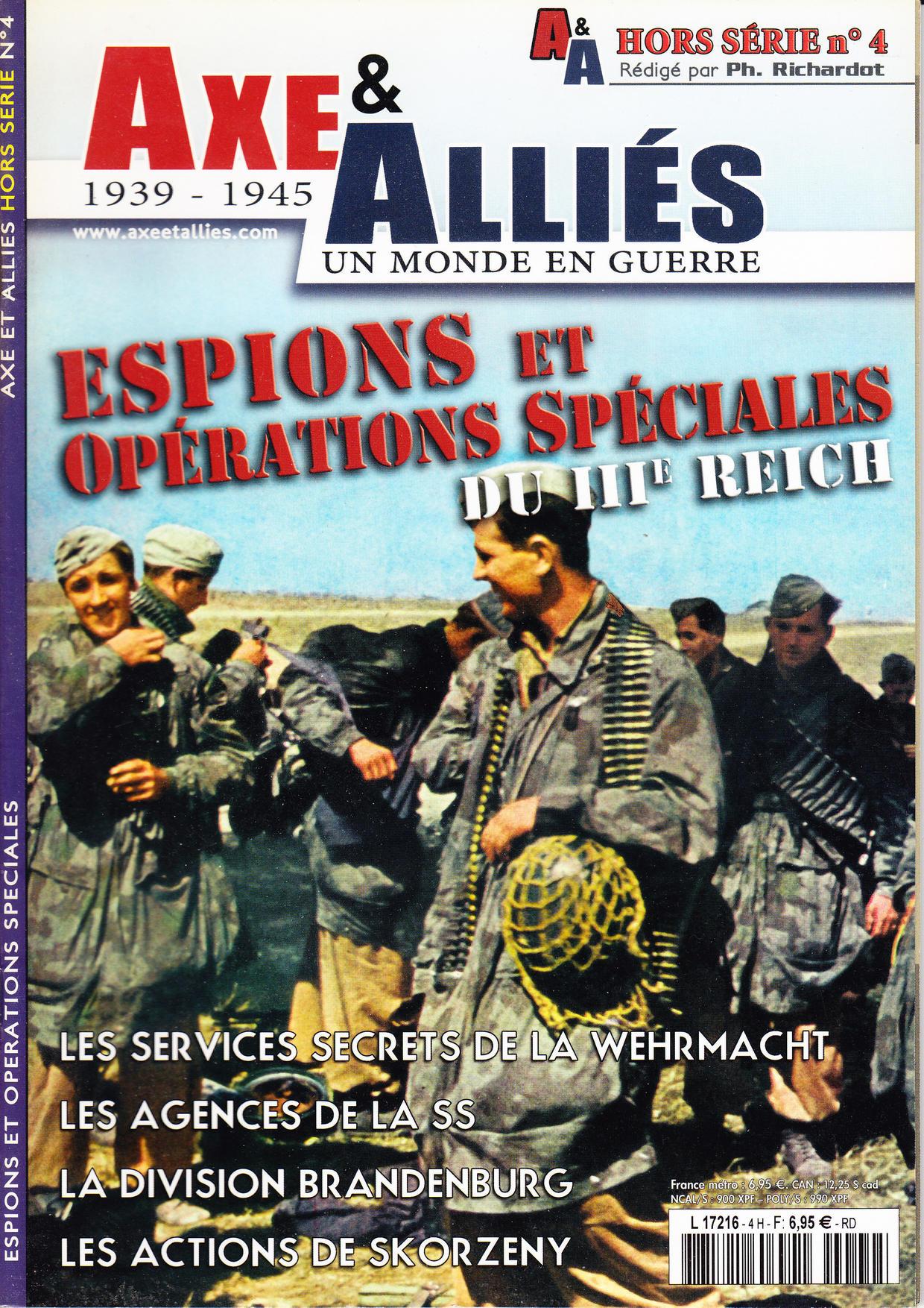 Axe & Alliés - 1939 - 1945 - Hors série 04