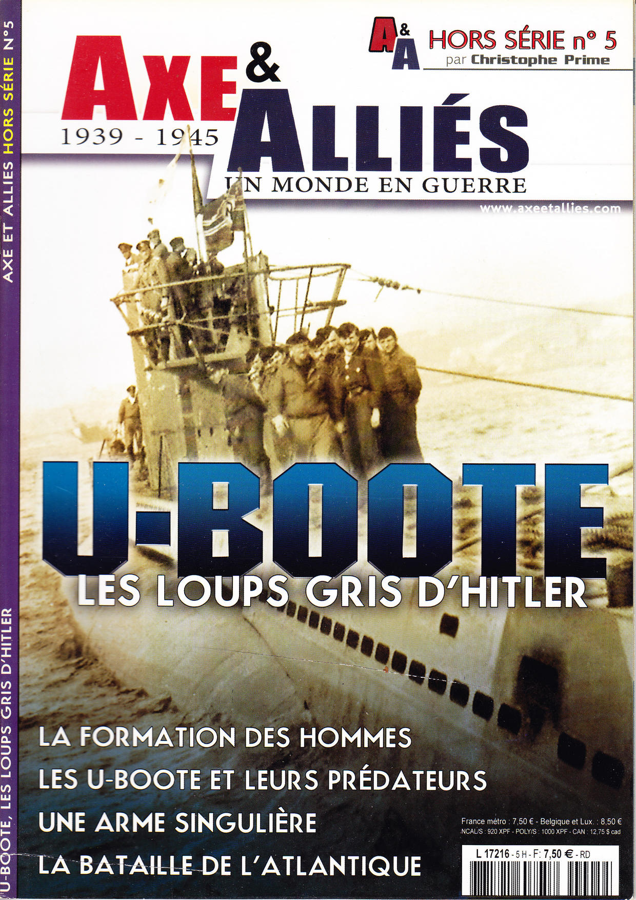 Axe & Alliés - 1939 - 1945 - Hors série 05