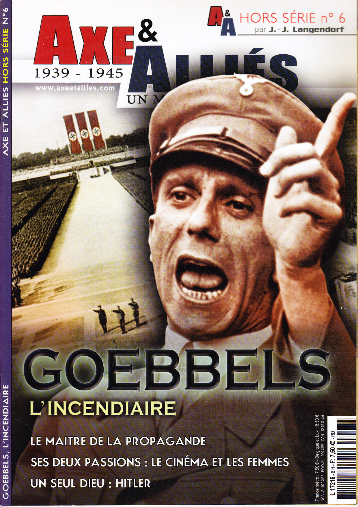 Axe & Alliés - 1939 - 1945 - Hors série 06