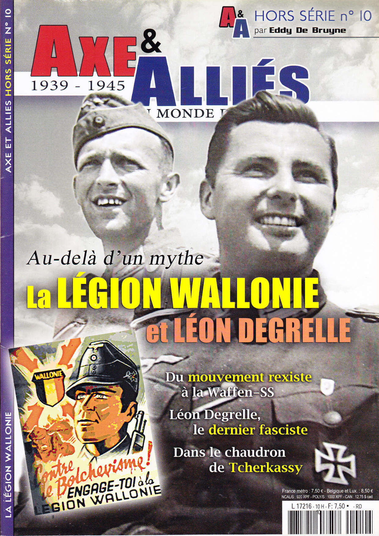 Axe & Alliés - 1939 - 1945 - Hors série 10