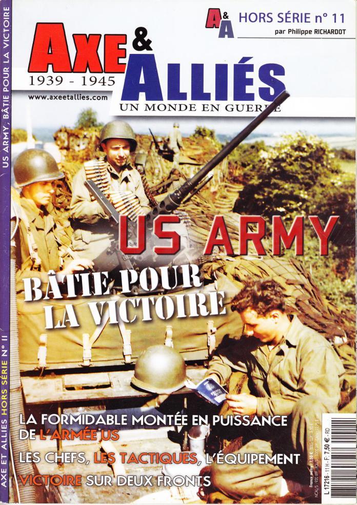 Axe & Alliés - 1939 - 1945 - Hors série 11