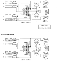 yamaha weddington wiring diagram [ 800 x 1010 Pixel ]