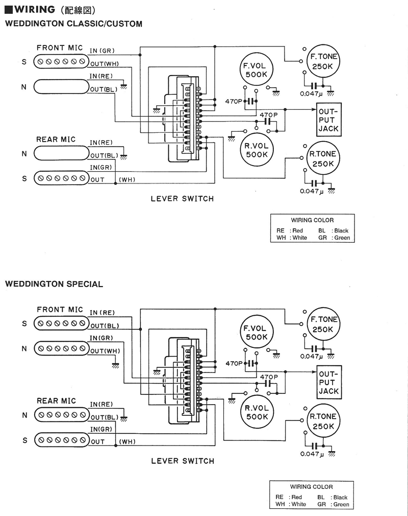 medium resolution of yamaha weddington wiring diagram