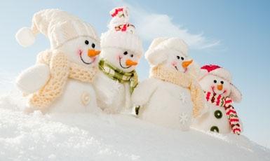 Fermeture vacances d'hiver