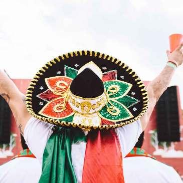 Mardi, Viva Mexico!