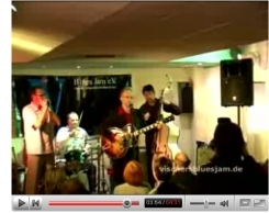 The Houserocking Nightcats bei Vischers Blues Jam
