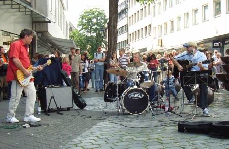 MASH beim Bardentreffen 2007