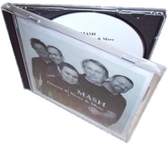 MASH Demo CD